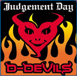 Judgement Day single cd
