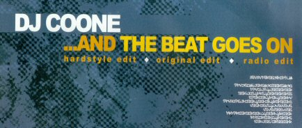 DJ Coone - And the beat goes on
