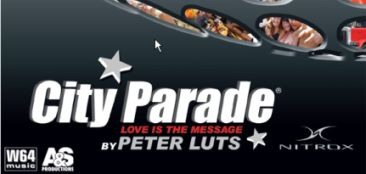City Parade 2005 - Love is the message - Peter Luts