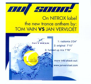 Tom Vain vs. Jan Vervloet - Trance4cast
