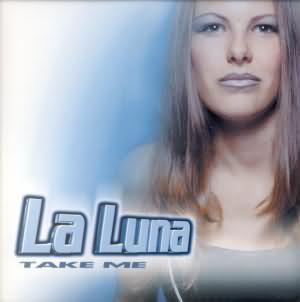 La Luna - Take me cd single