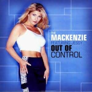 Out of control CD Single