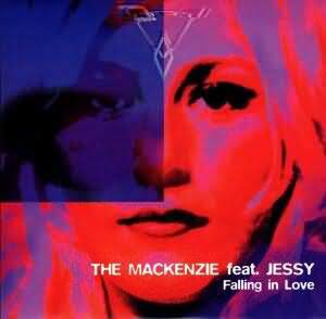 Falling in love CD Single