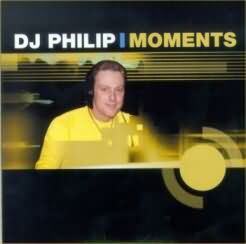 Tales of DJ Philip feat Marsha - Moments CD Single cover