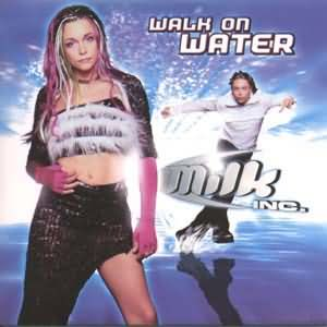 Walk on Water CD single