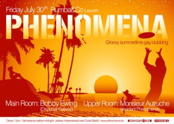 Phenomena this Friday July 30