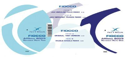 Fiocco - Afflitto 2003 vinyl review (Part 1 and 2)