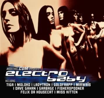 Electro Baby 2CD compilation