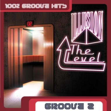 Illusion - The Level - Groove 2 compilation CD