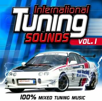 International Tuning Sounds Vol 1 compilation CD review