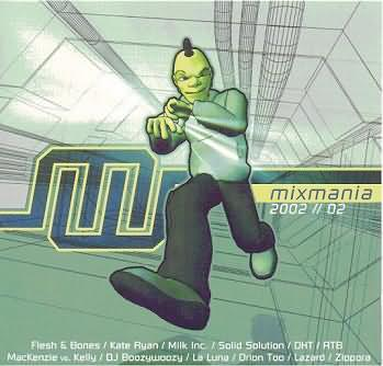 Mixmania 2002//02 (full cd)