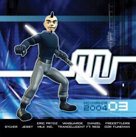 Mixmania 2004-03 compilation cd