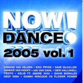 Now Dance 2005 vol. 1 compilation cd contest