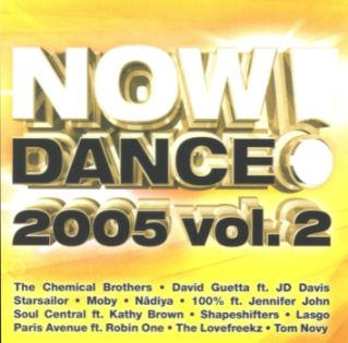 Now Dance 2005 02 compilation cd contest