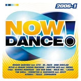 Now Dance 2006-1 compilation cd contest