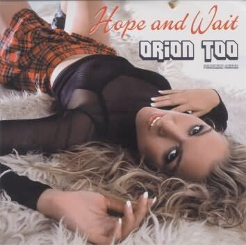 Hope and Wait CD Single Cover