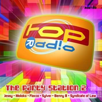 Topradio - the party station 2 compilation CD review