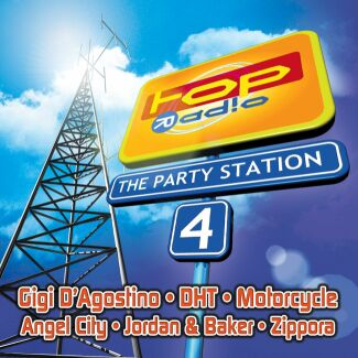 Topradio: The party station vol.4 compilation CD
