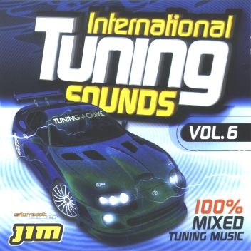 International Tuning sounds vol. 6 compilation cd contest