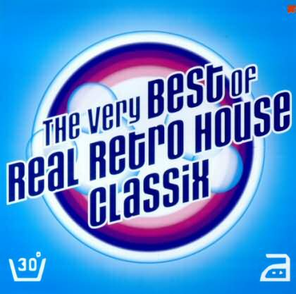 The Very Best Of Real Retro House Classix 3CD review